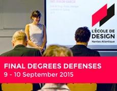 La Dra. Mariona Genís a l'École de design Nantes Atlantique