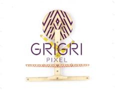 Blanca Callén participa en el projecte Grigri Pixel